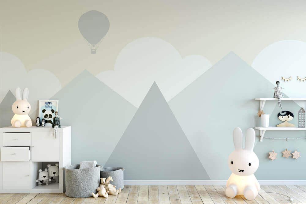 רהיטים כחלק מעיצוב חדרי הילדים