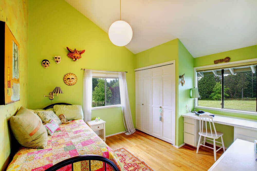 עיצוב חדרי ילדים בהתאמה אישית