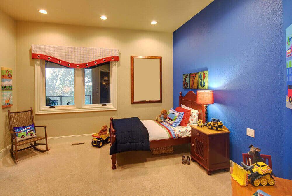 חדרי ילדים - בן איתי