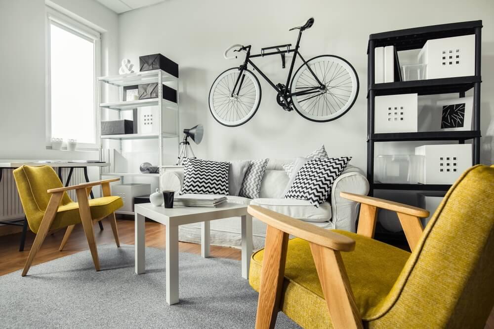איך לעצב את הרהיטים בחלל באופן אופטימלי