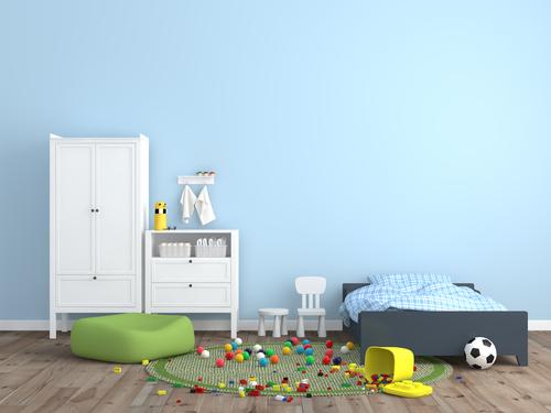 עיצוב חדרי נוער בעזרת רהיטים ומעט צבע