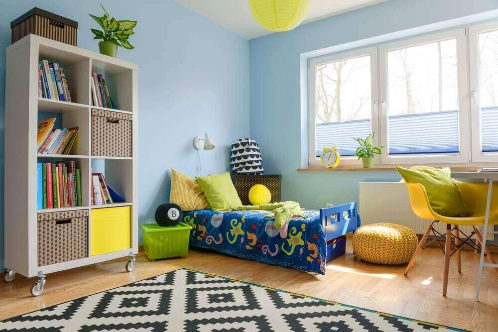 איך כדאי לעצב את חדרי הילדים