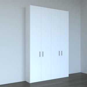 ארון פתיחה 4 דלתות – 160/240
