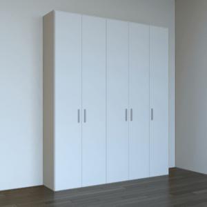 ארון פתיחה 5 דלתות – 200/240