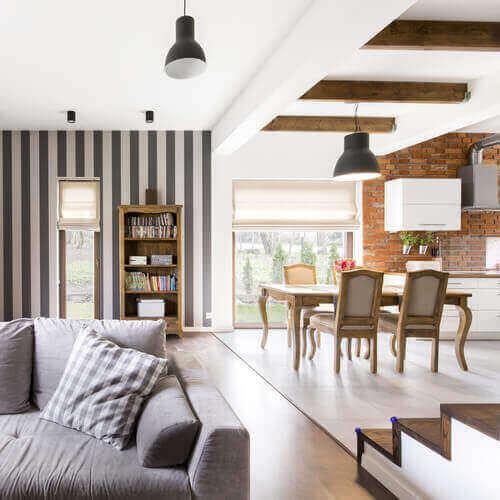 עיצוב ארונות מטבח כחלק מעיצוב הבית