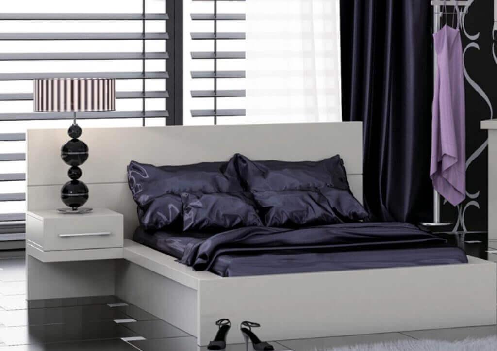 מיטות נוער - מיטת נוער דגם סיון