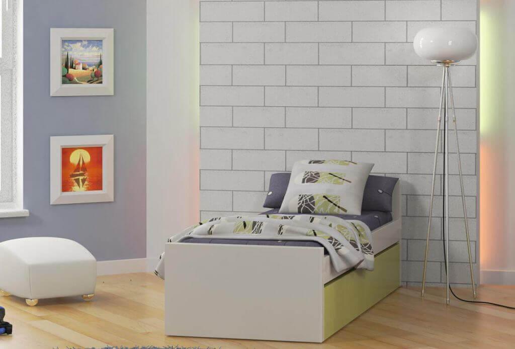 מיטות ילדים - מיטת ילדים דגם אור