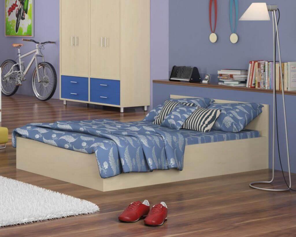מיטות ילדים - מיטת ילדים דגם גיא